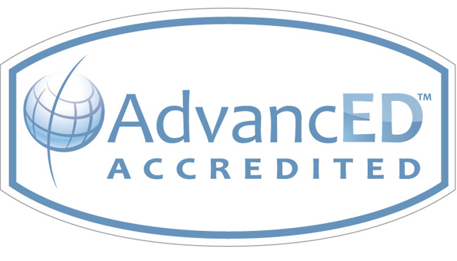 Advance ED accreditation logo