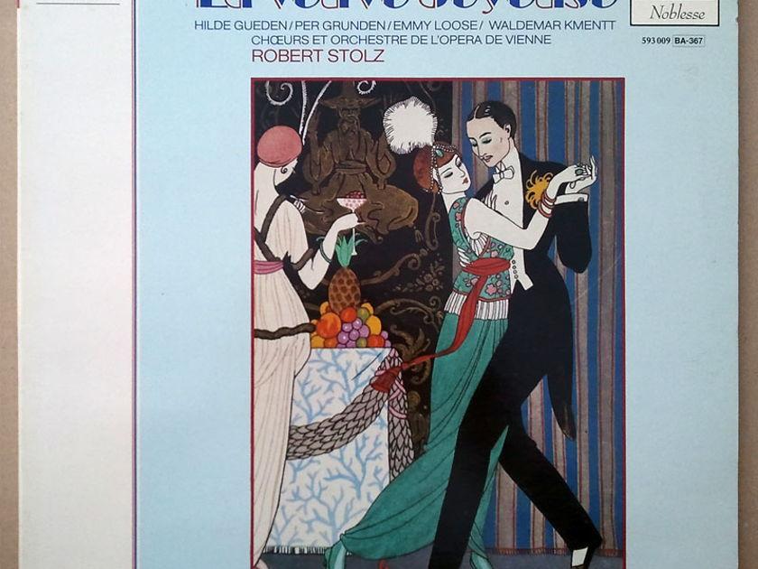 Decca/Robert Stolz/Lehar - The Merry Widow (La Veuve Joyeuse) / NM