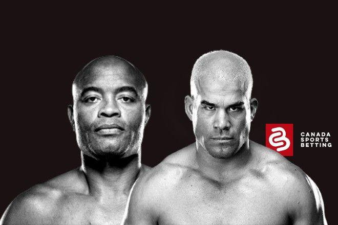 Anderson Silva Vs. Tito Ortiz Fight Odds, Picks & Predictions