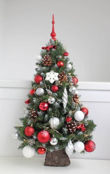 Елка настенная новогодняя рождественская из искусственной хвои