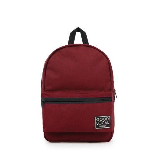 Детский рюкзак GOOD LOCAL Daypack O/Zip XS Chery/Black