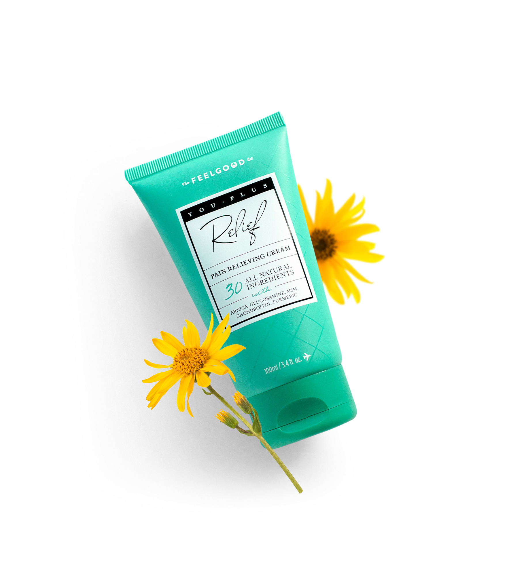 Arnica for natural pain relief