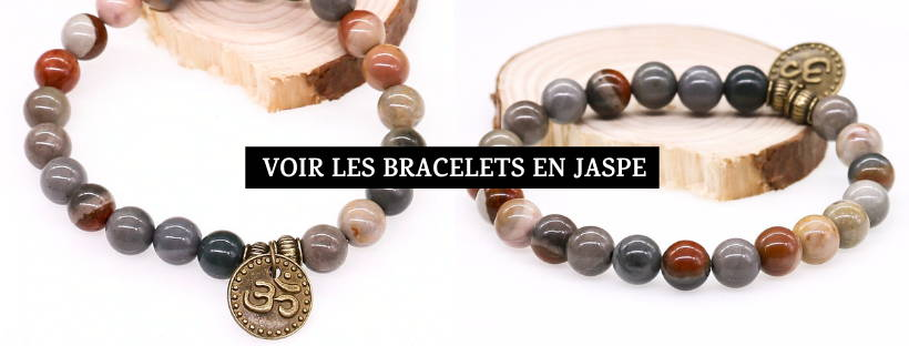 Bracelet Jaspe Polychrome - King of Bracelet
