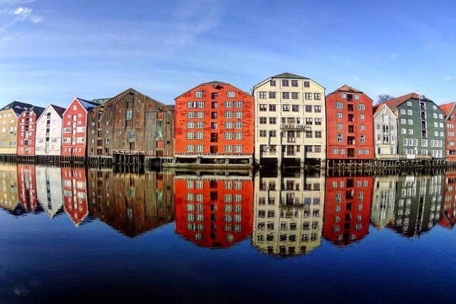 Trondheim Guided Running Tour