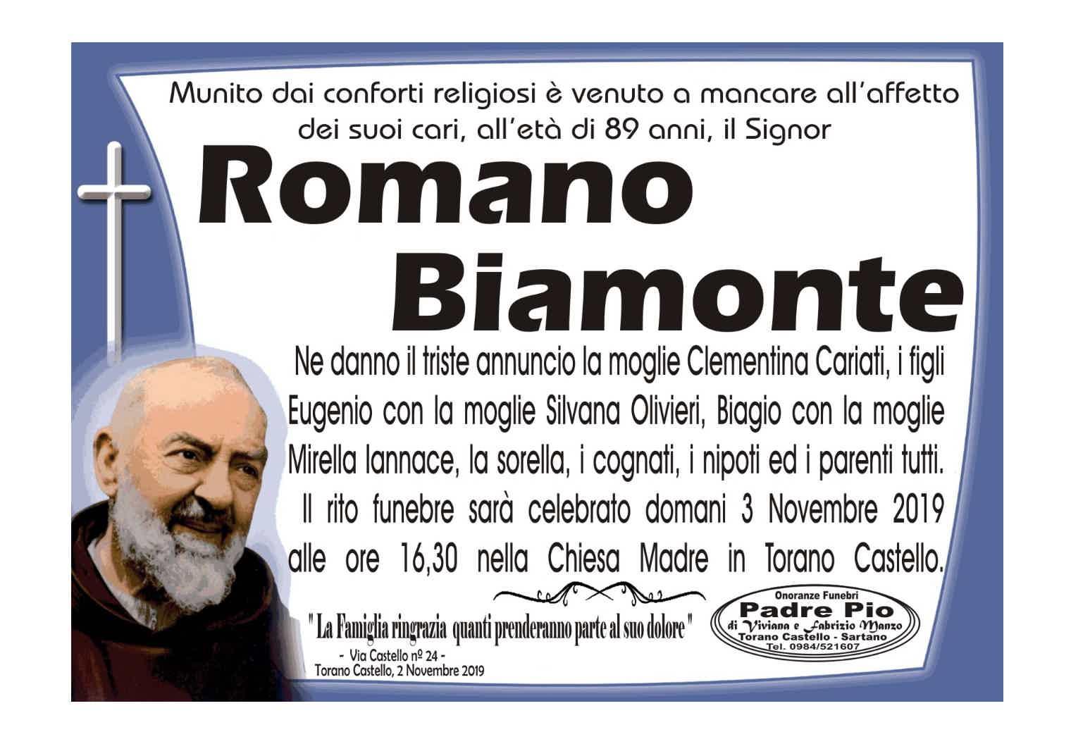 Romano Biamonte