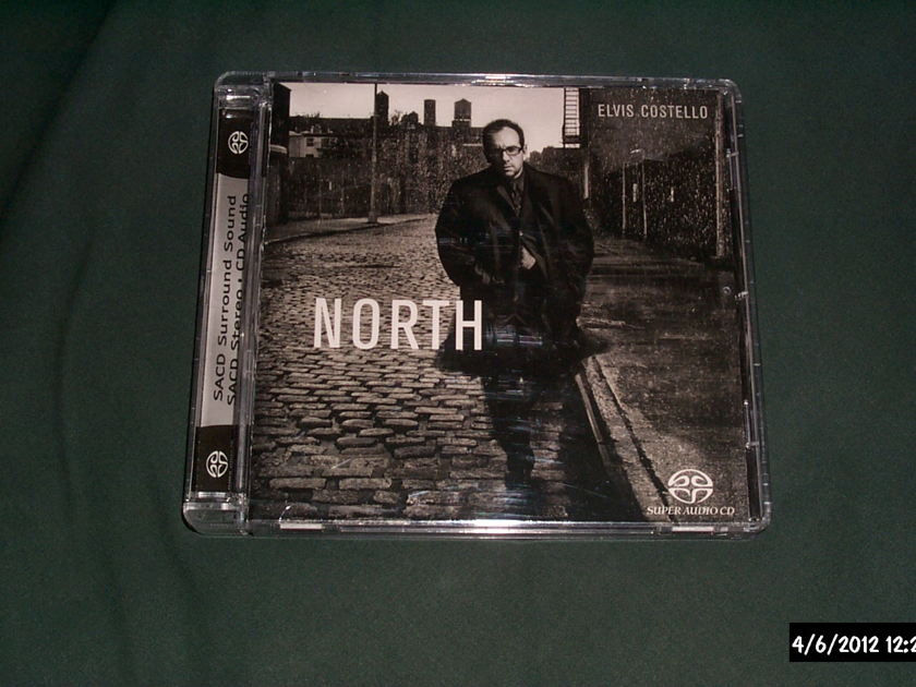 Elvis Costello - North SACD Hybrid NM