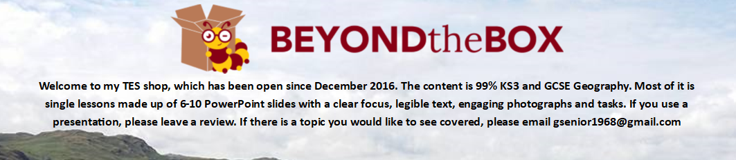 Beyond the Box Resources