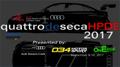 2017 Quattro de Seca HPDE (92dB)