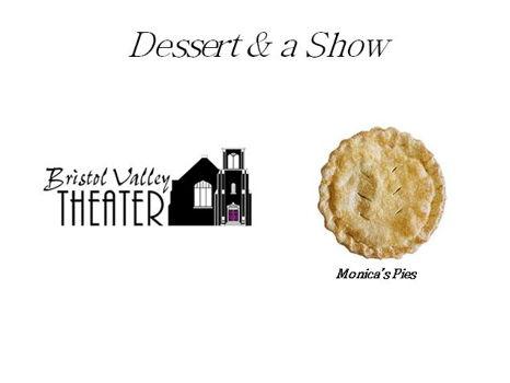 Dessert and a show