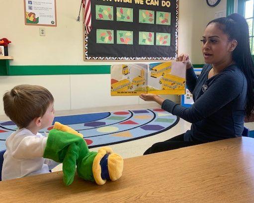 Ms. R. Rodriguez , Early Preschool Lead Teacher | Program Coach