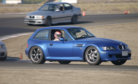 BMW CCA Central Cal/LA Chapter 1-Day HPDE