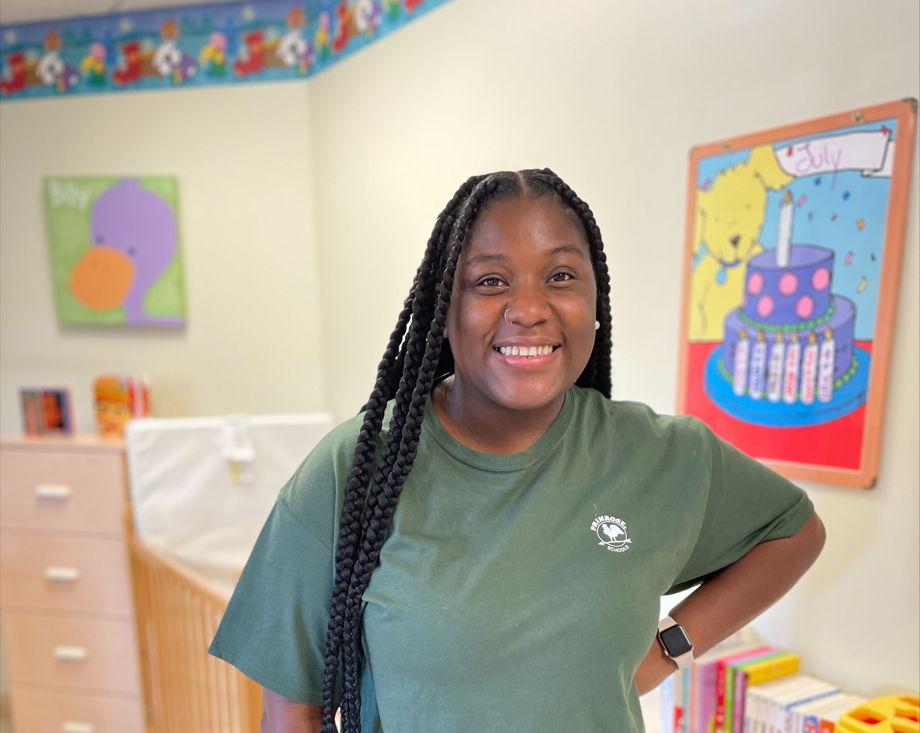 Ms. Zataesha Davis , Teacher- Toddlers