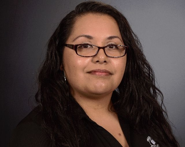 Monica Calderon , Food Service Manager