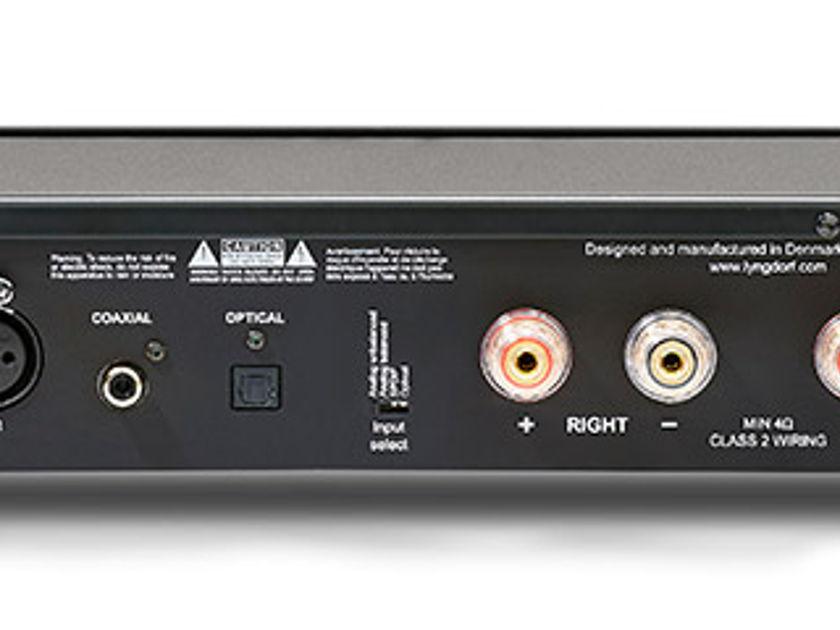 Lyngdorf Audio SDA 2400  New Model digital stereo power amplifier