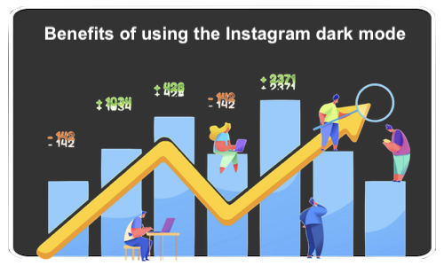 Benefits of Instagram Dark Mode
