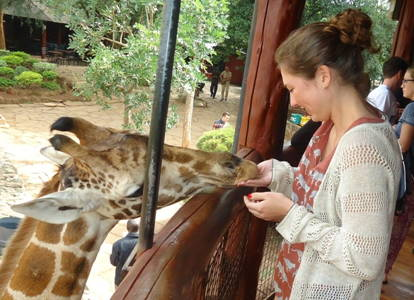 Day Trip to Giraffe Center, Elephant Orphanage, Kazuri Beads & Bomas of Kenya