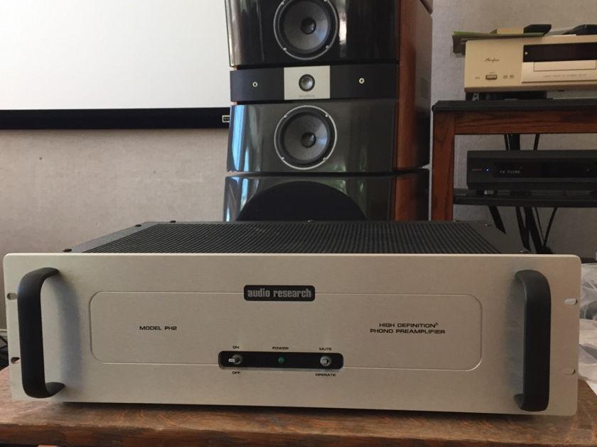 Audio Research PH-2