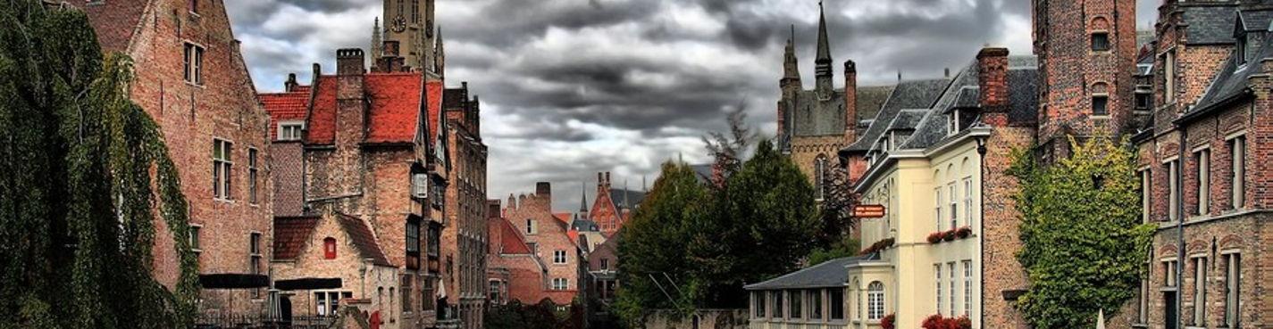 Гент, Брюгге. Обзорная экскурсия из Амстердама на машине
