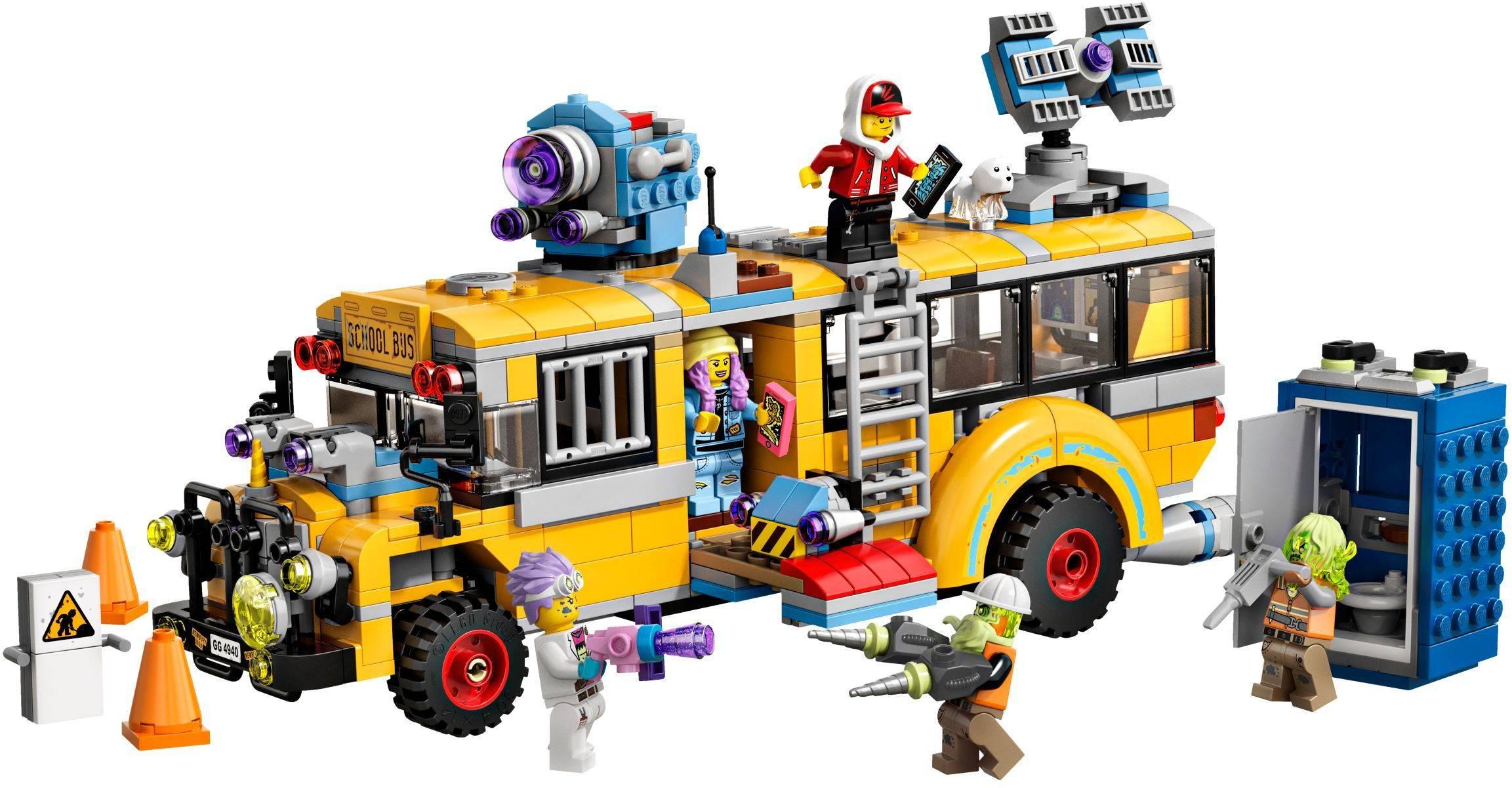 70423-1 Paranormal Intercept Bus 3000