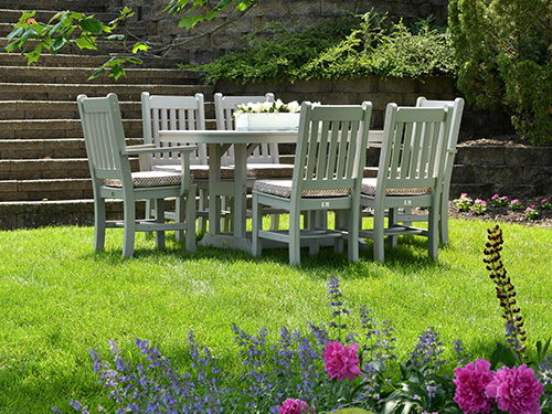 Garden furniture - what are the new outdoor trends in 2021?