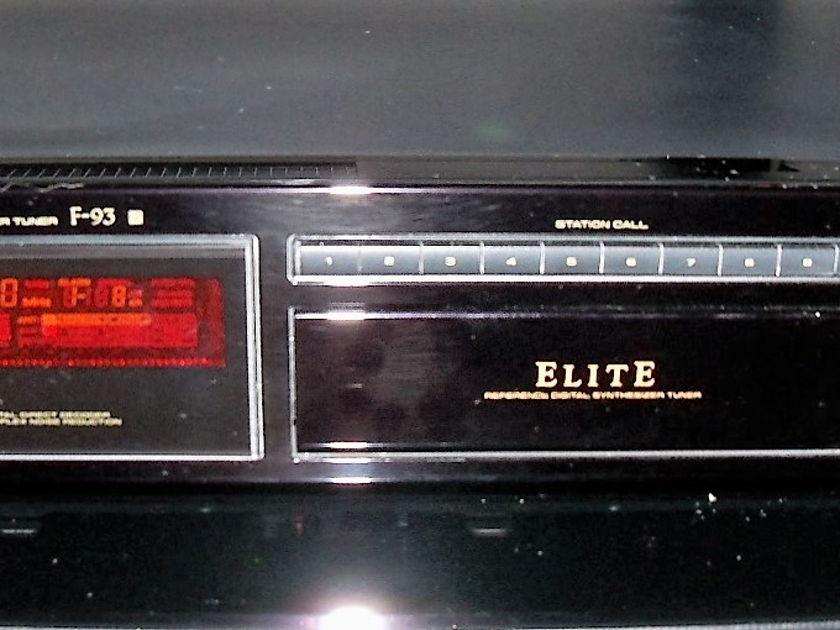 Pioneer Elite F-93 NICE