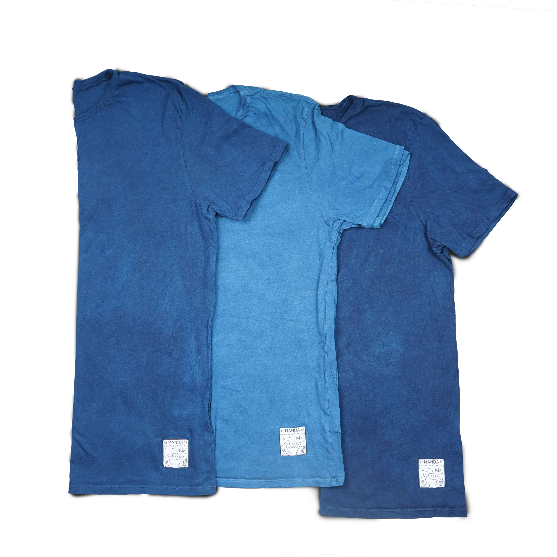 MANDA Coral Shaka T-Shirt