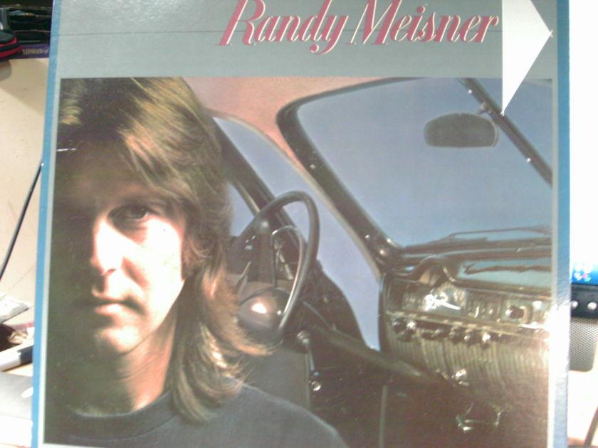 RANDY MEISNER - RANDY MEISNER ASYLUM RECORDS