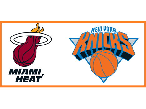 4 Tickets to Knicks vs Heat - NYC