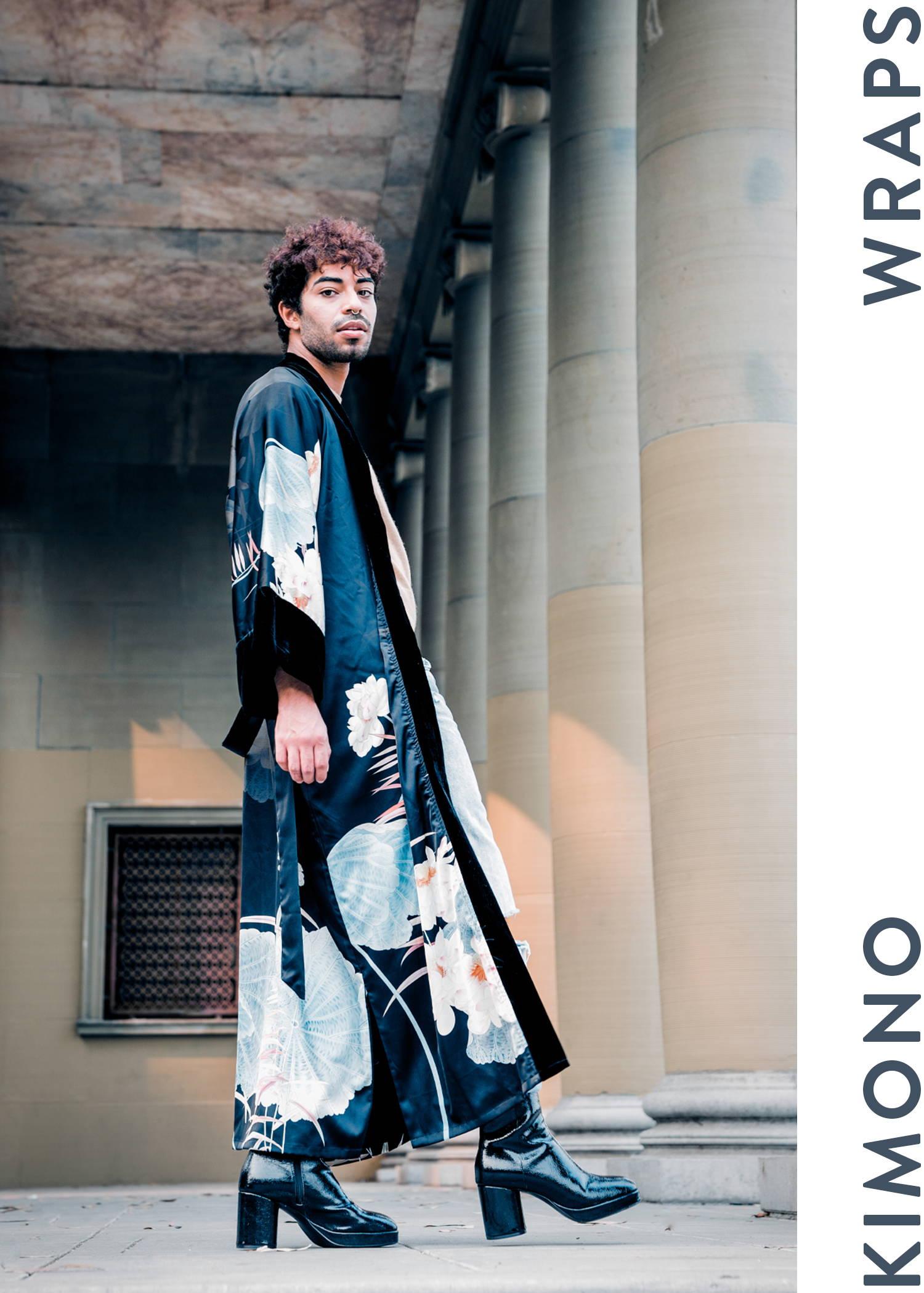 Kimono Wraps