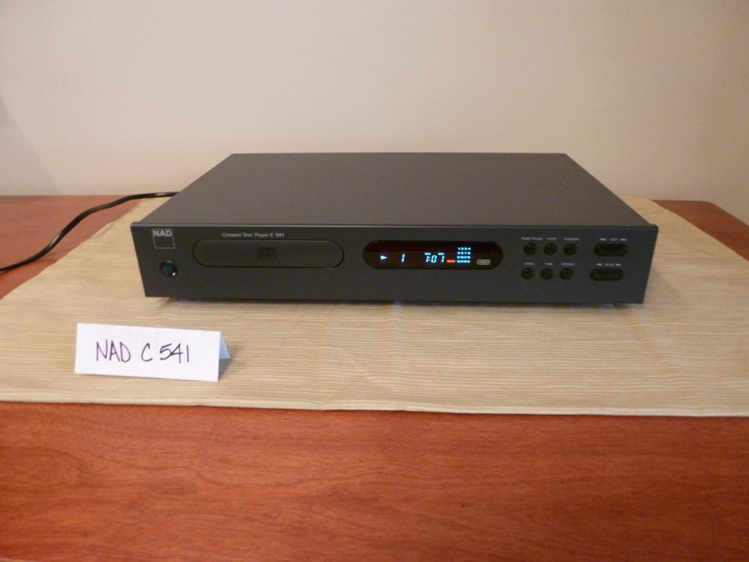NAD C541 CD Player