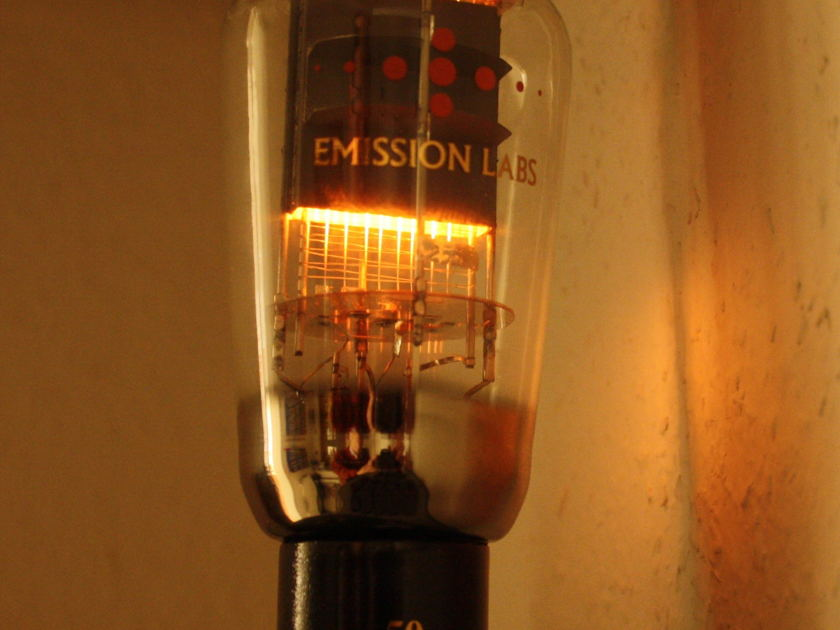 New! Emission Labs 50 Power Triode