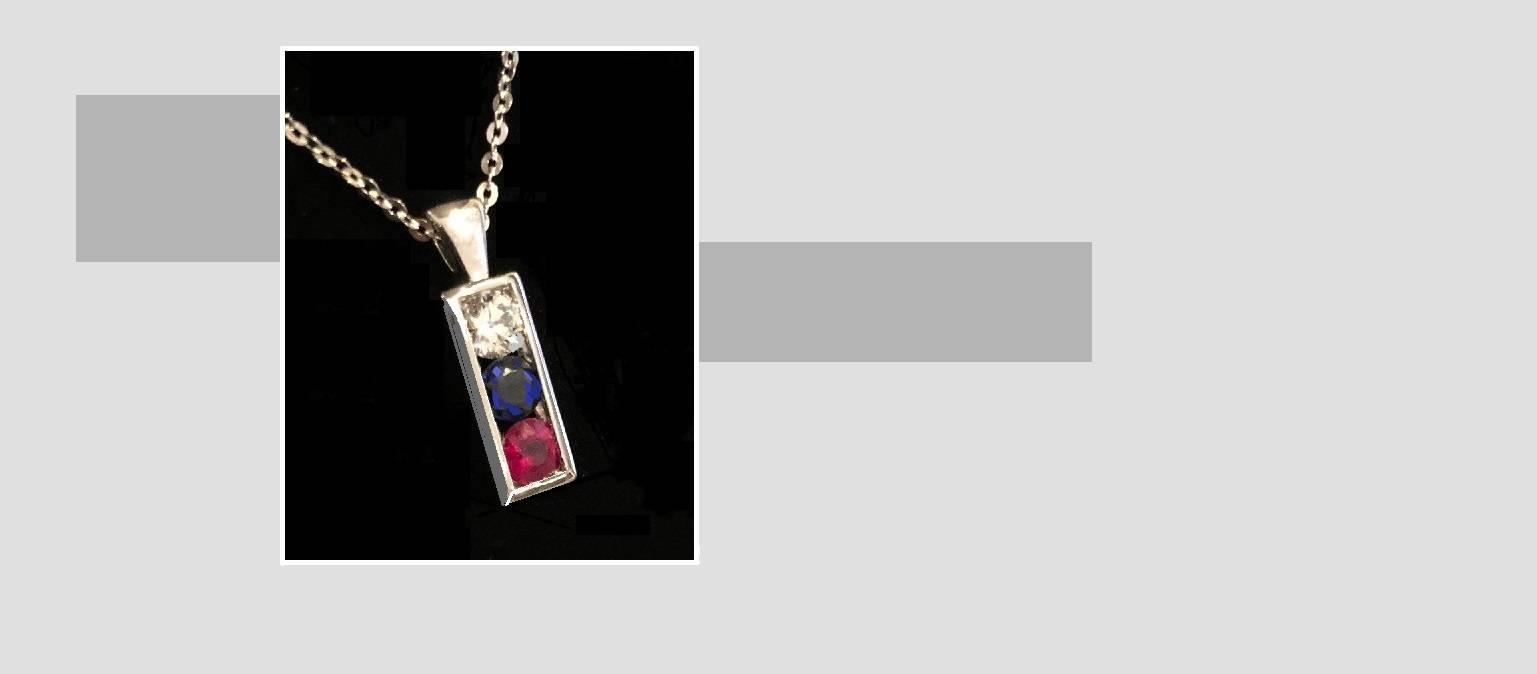 Bespoke diamond jewellery from Pobjoy Diamonds Kingswood Surrey