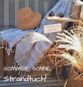 Startseite - Mobil - Sommer Sonne Strandtuch