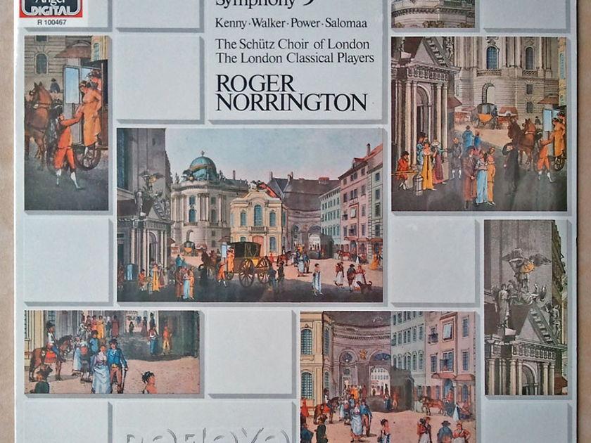 Sealed/EMI/Roger Norringon/Beethoven - Symphony No.9