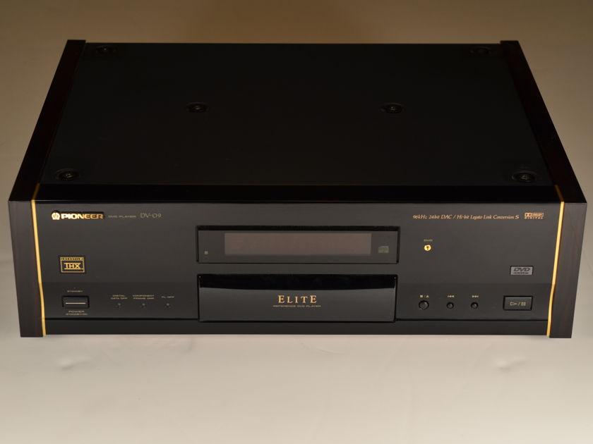 Pioneer DV-09 dvd/cd/video cd player