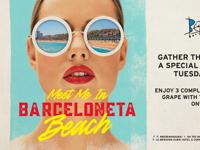 BARCELONETA BEACH image