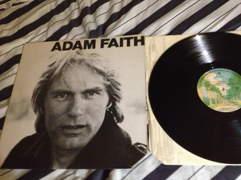 Adam Faith - I Survive With Paul McCartney Warner Label