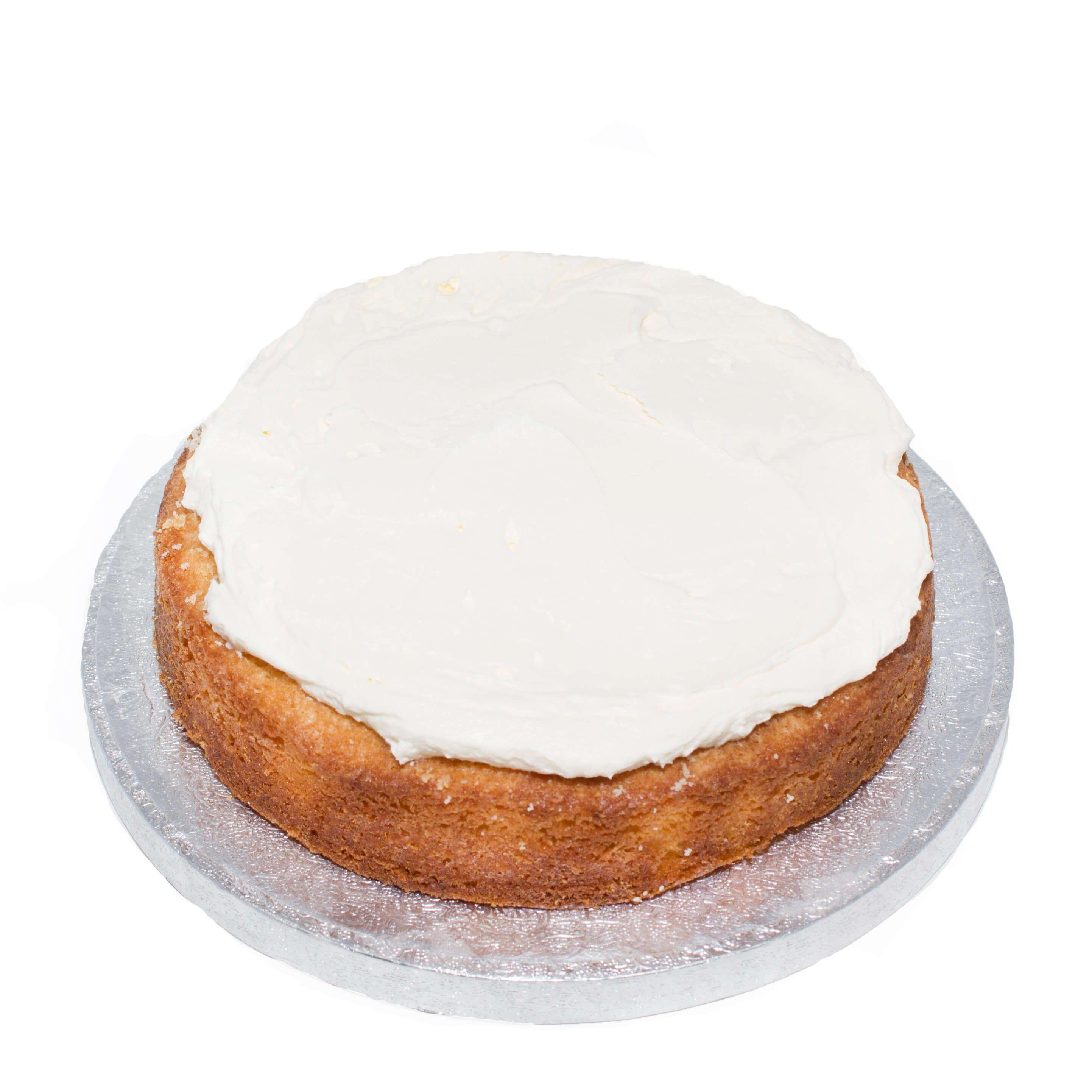 Zesty Lemon cake and icing kit