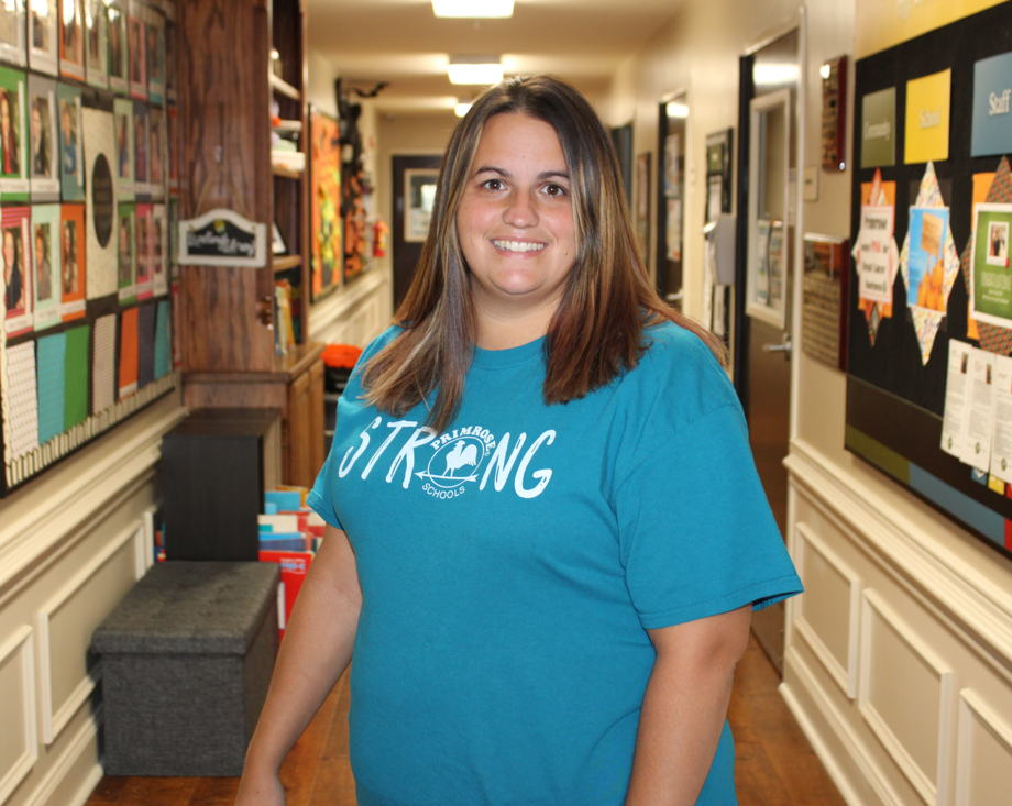 Lori Creager , Assistant Infant Teacher