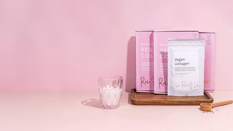 Raw Beauty Lab Vegan Collagen