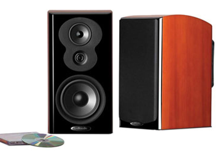 Polk Audio  LSiM703 Cherry Brand New In Box