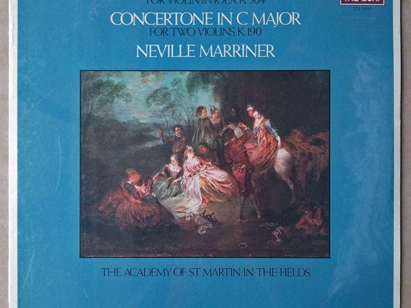 Sealed/London ffrr/Marriner/Mozart - Sinfonia Concertante KV.364, Concertone KV.190