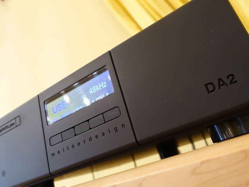 EMM Labs DA-2  DSD DAC - Lightly Used