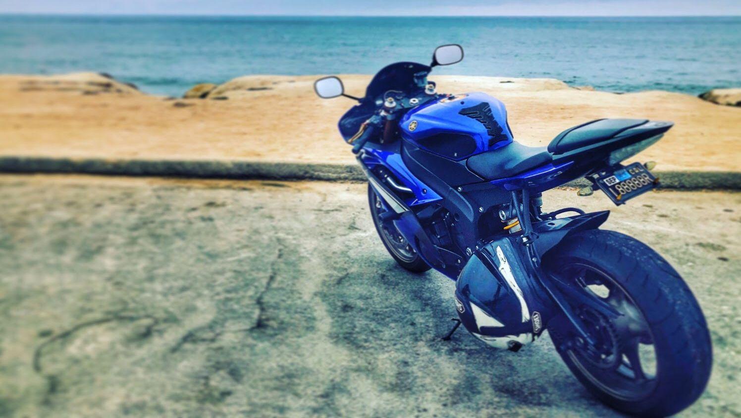 Yamaha Yzf R6 For Rent Near San Diego Ca Riders Share