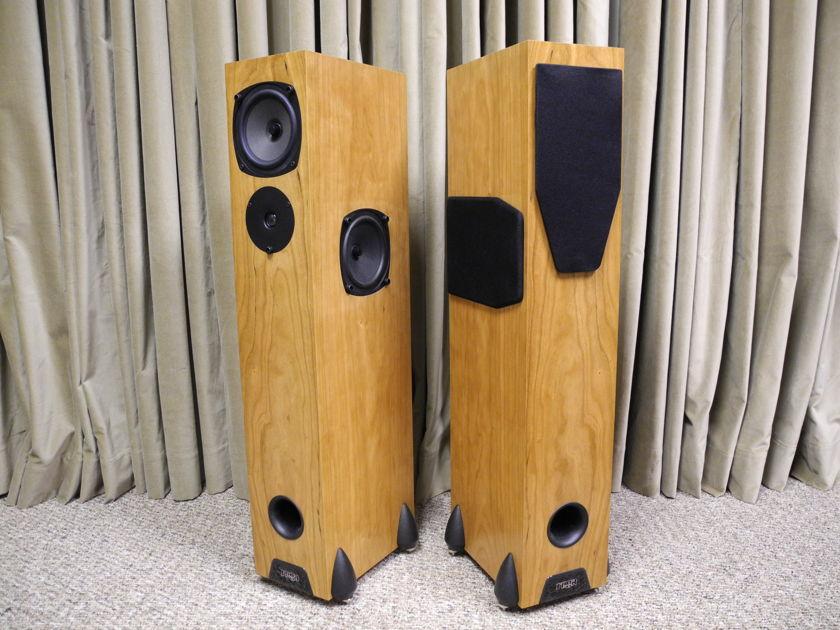 Rega RS-3  Natural Cherry Floor standing loudspeaker