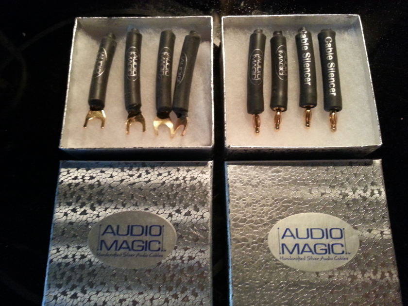 New! -- Audio Magic - Speaker Noise Silencers -- (Free Trial and Free Worldwide Shipping at JaguarAudioDesign.com!)