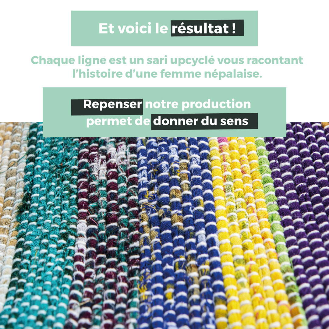 act for ethics, upcycling