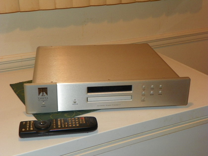 Theta Digital Compli CD/DVD player Universal transport with SDI out