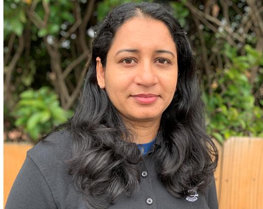 Ms. Meenakshi Lathwal , Teacher- Preschool II Classroom
