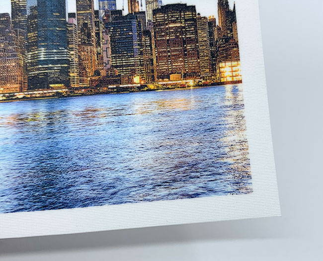 PhotoTex wallsticker repositionable adhesive polyester fabric